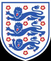 サッカーイングランド代表紋章
