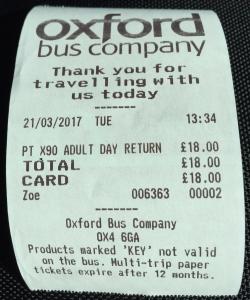 バスは安い