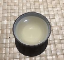 ローズティー(玫瑰花茶)水色