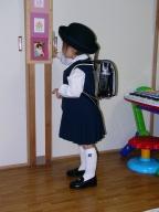 ぷに子初制服 (2007-02-04)