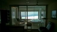 王ヶ頭ホテル特別室「茜」のリビングからの風景