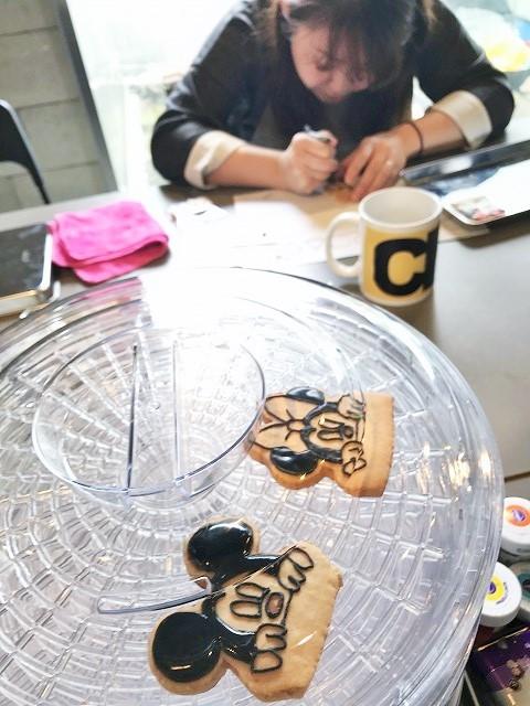 『アイシングクッキー』Lesson