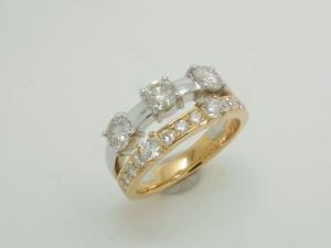 ダイヤのリングAfter1