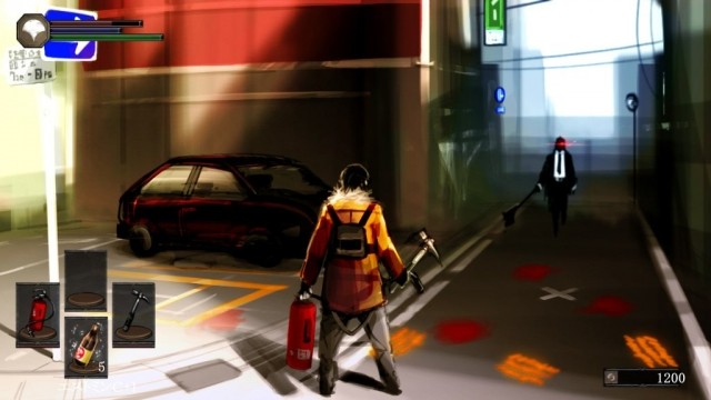 Tokyo Dark Souls 2