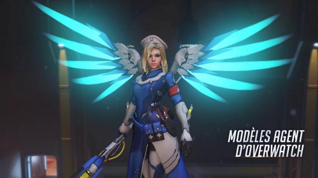 Agent Mercy