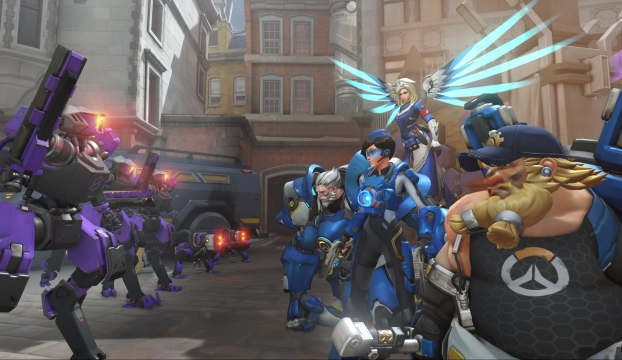 Overwatch Uprising 2