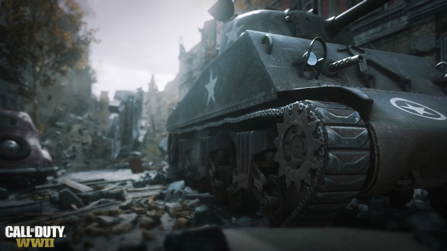 Call of Duty WWII Screen 4