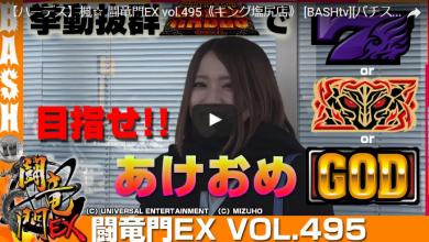 【ハーデス】楓☆ 闘竜門EX vol.495