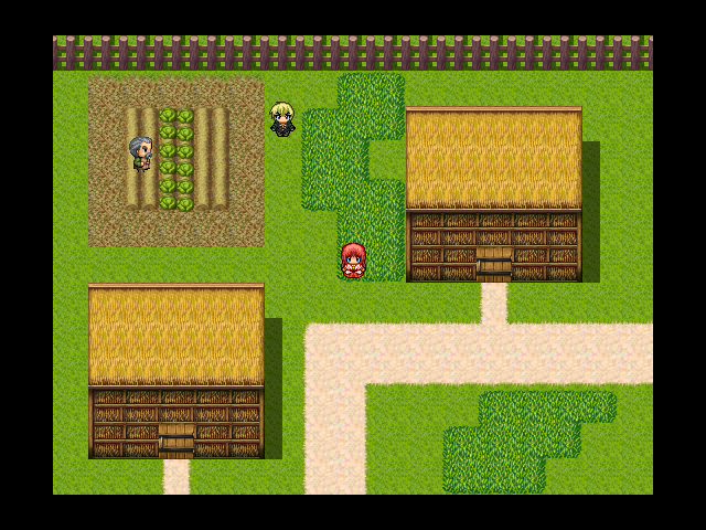 発展後の村