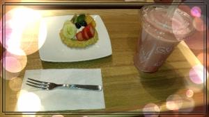元町カフェ タルトとスムージー