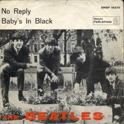 Beatles - Babys In Black1