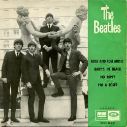 Beatles - Babys In Black2