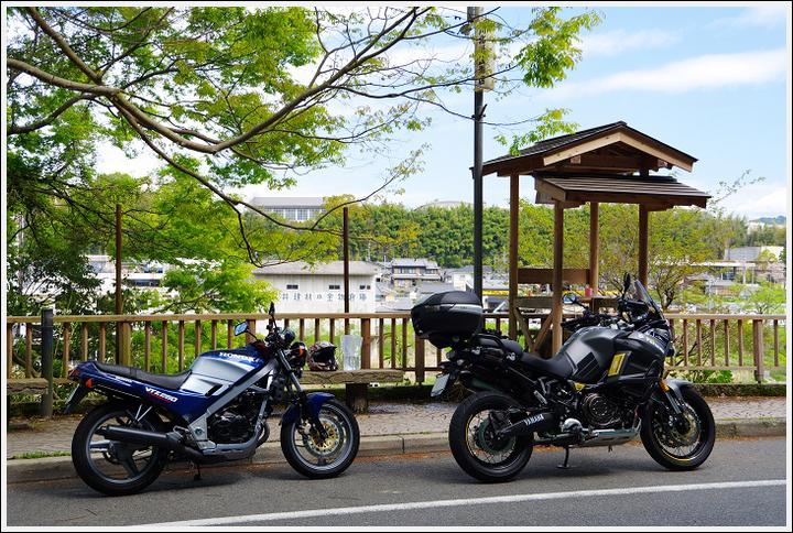 2017年4月25日 黒滝・洞川ツーリング (1)