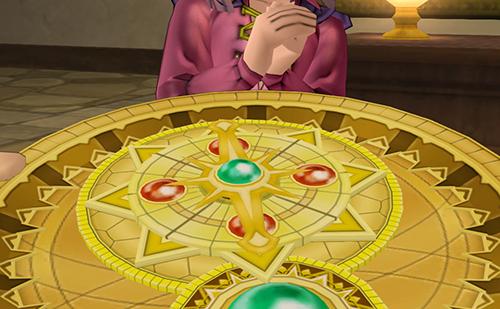 魔法の羅針盤