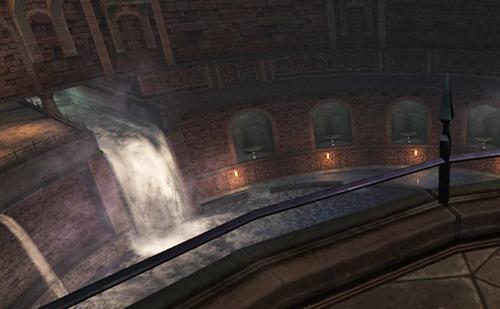 謎の地下水路