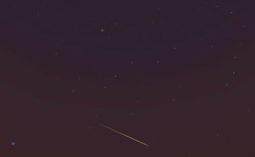 西アルテパの流星