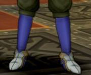 レンジャーっぽい靴??w