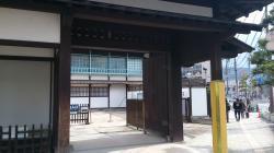 長崎 出島和蘭商館跡 水門