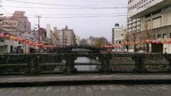 長崎さるく 芊原橋(すすきはらばし)