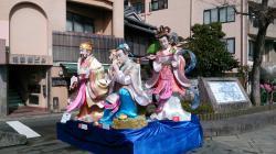 長崎さるく 中島川周辺