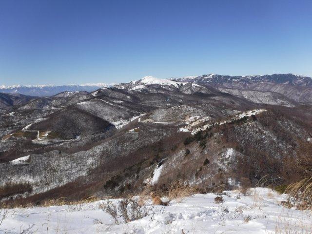 鷲ヶ峰 2017-1-28 058