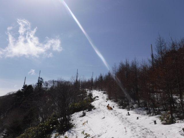 美ヶ原高原2017.4.22 052
