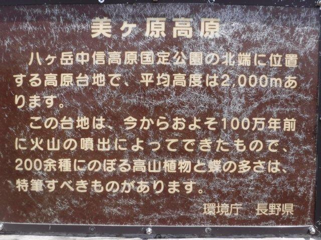 美ヶ原高原2017.4.22 100