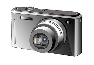カメラ 入学式
