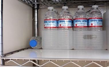 災害用水 収納