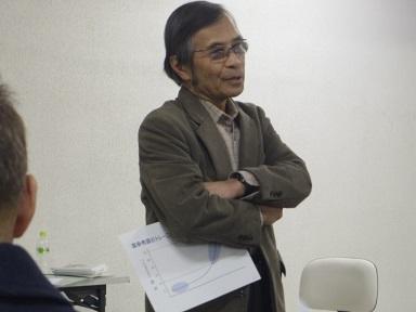 _IGP6956 山西・喜多談話 山西先生 0224