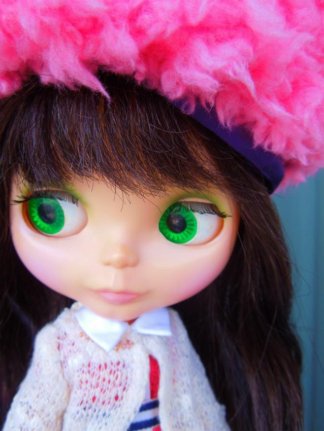 2017ピンクベレー帽2