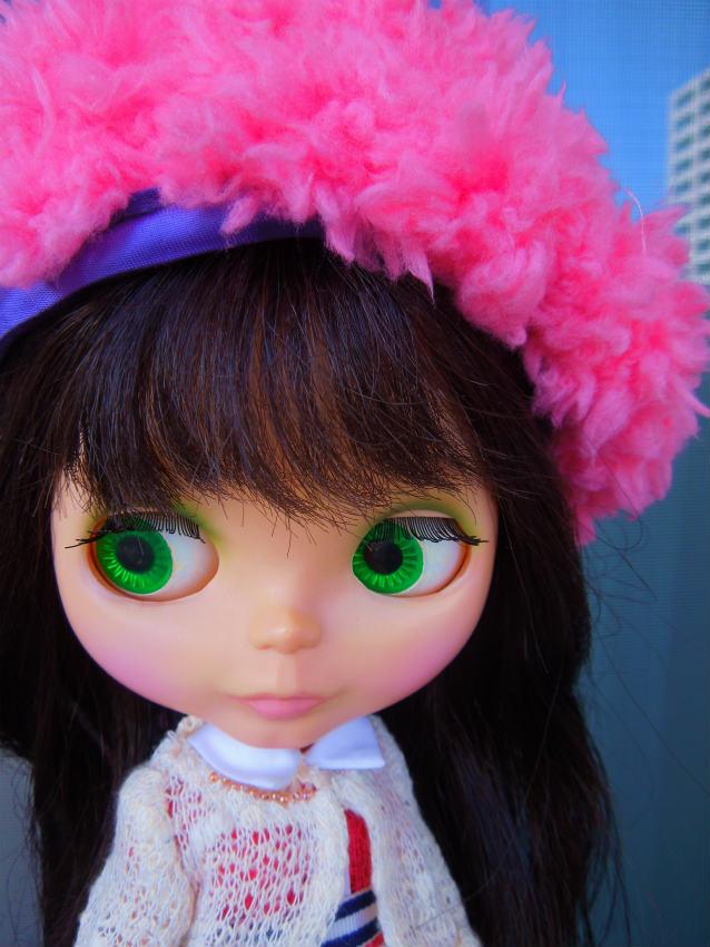 2017ピンクベレー帽6