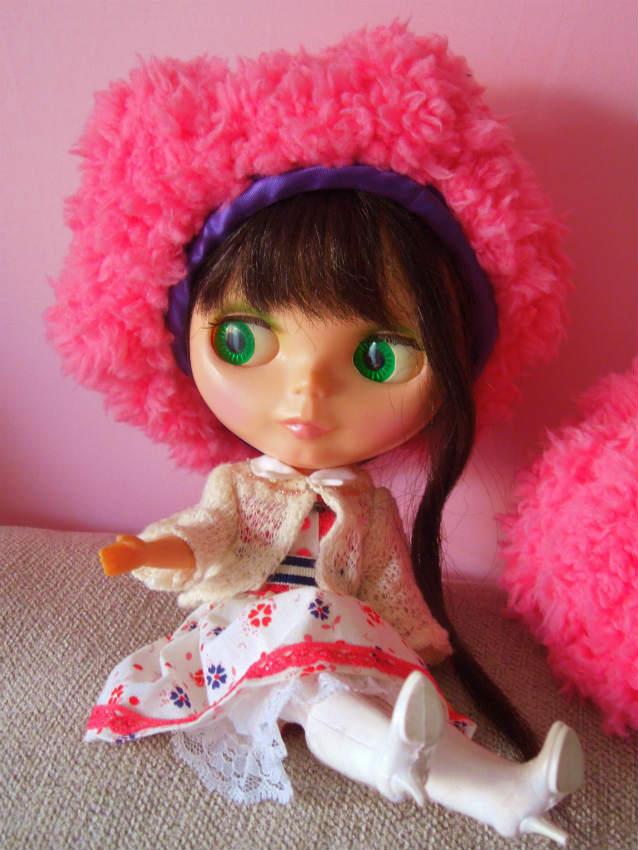 2017ピンクベレー帽9