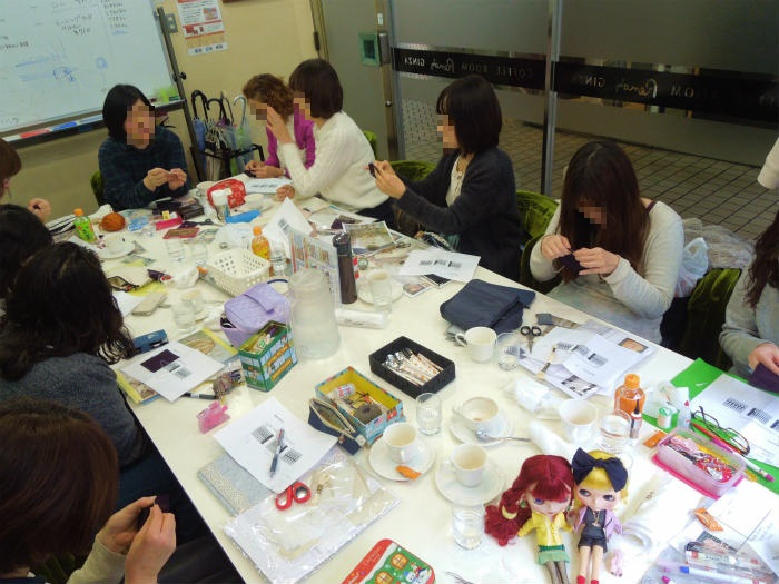 手縫いWS② 3