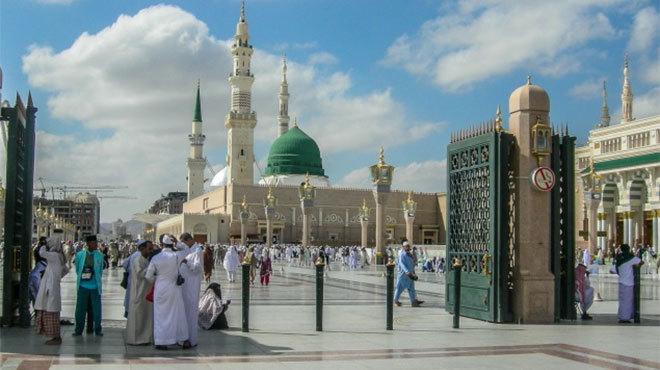 サウジアラビアにあるイスラム教の聖地メディナ