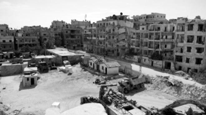 シリア毒ガス