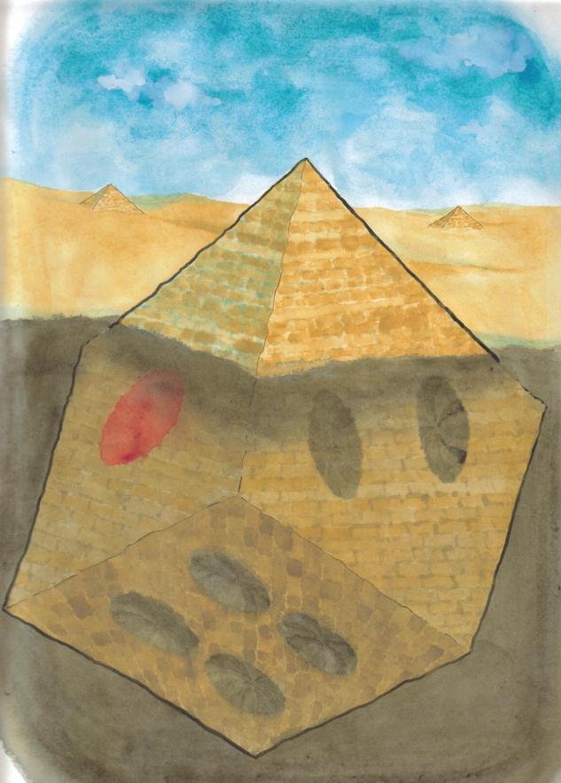 異説!ピラミッドの謎(f633)