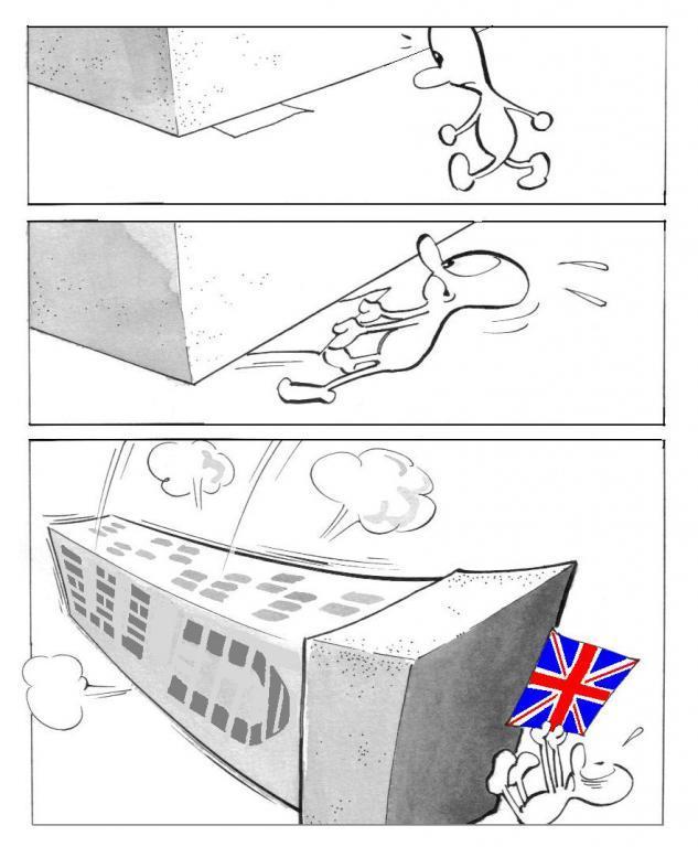 イギリスEU離脱!