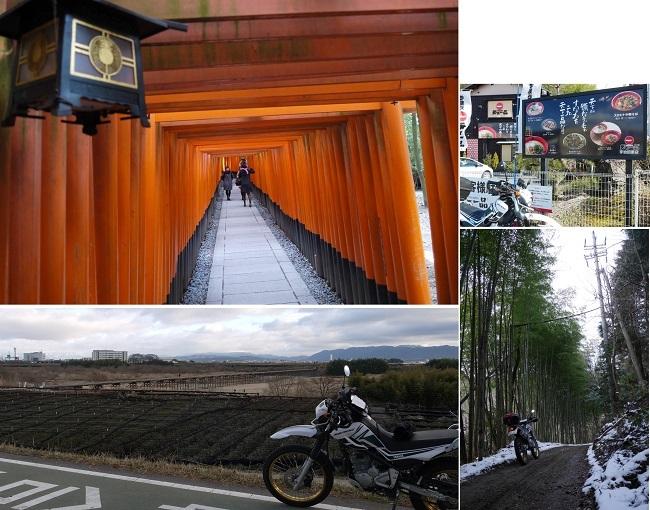 伏見稲荷神社ツー1702-000bx