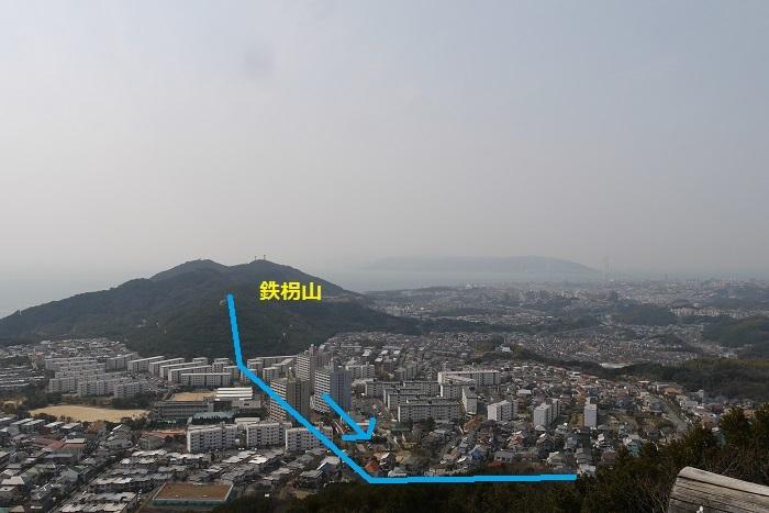 須磨アルプスハイク1703-027b