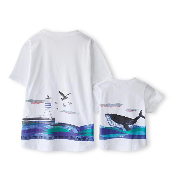 海Tシャツ
