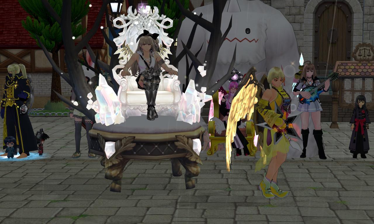 アイスクリスタルの王座3