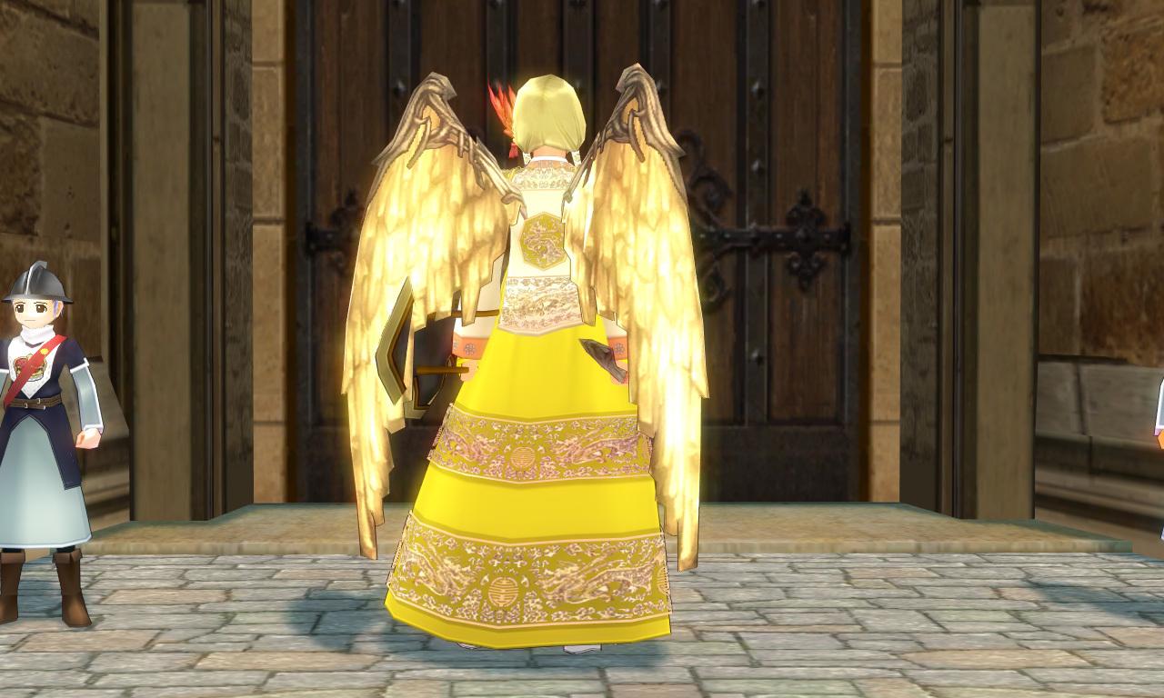王妃の宮殿衣装2