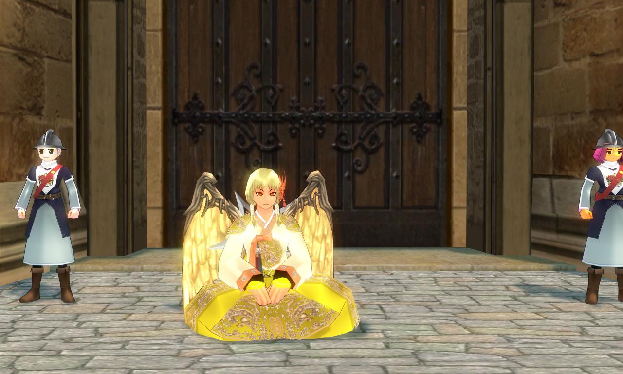 王妃の宮殿衣装3