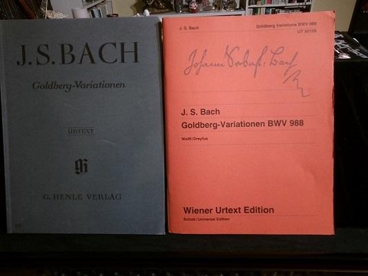Bach Noten