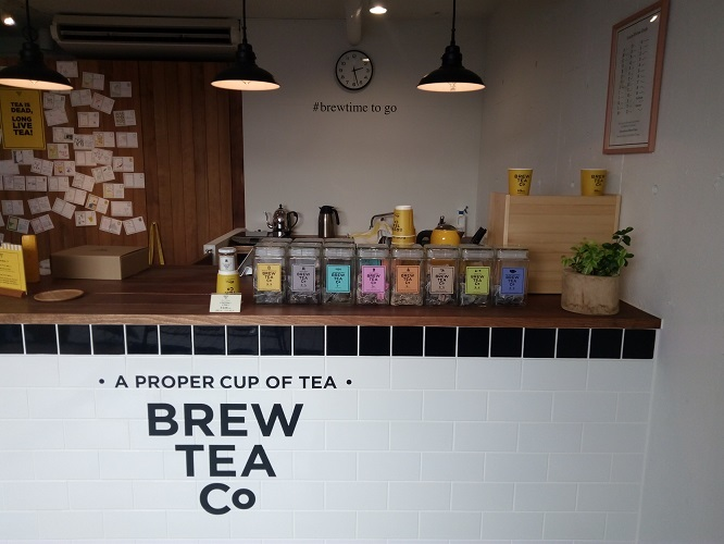 Brew Tea Co