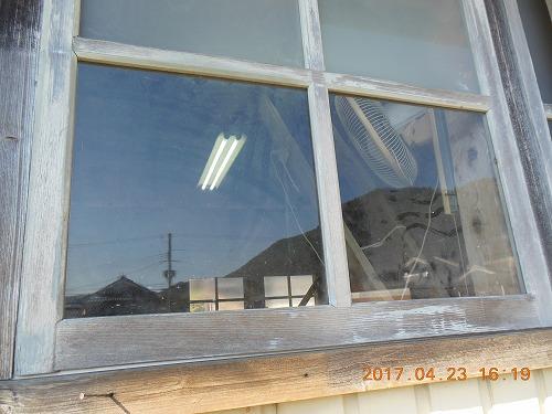 ガラス修理3