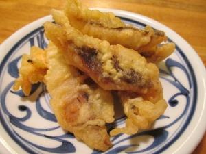 ウスメバルの天ぷら3