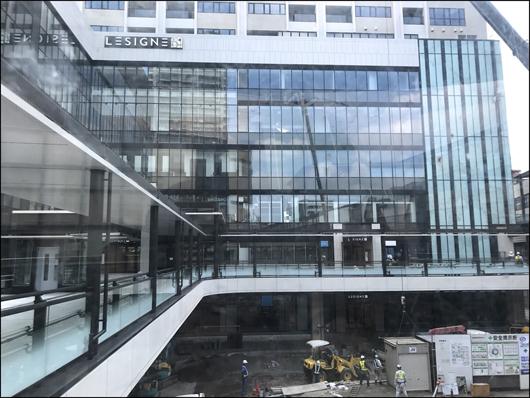 府中駅前ビル 2017年4月