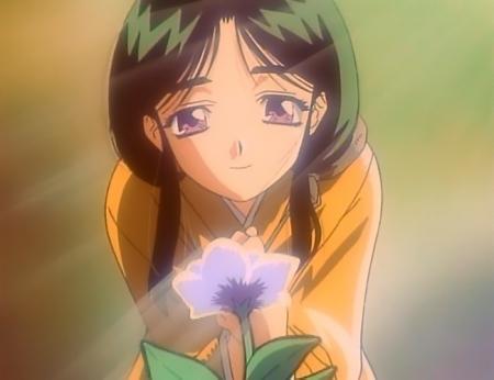 からくりの君の文渡蘭菊N7